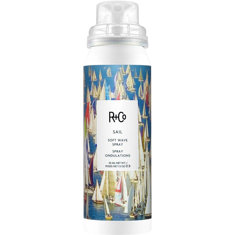 Sail Soft Wave Spray, 45 ml R+CO Hårspray