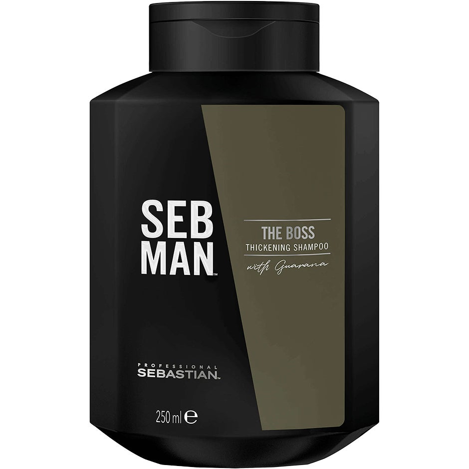 SEB MAN The Boss Thickening Shampoo, 250 ml Sebastian Shampoo