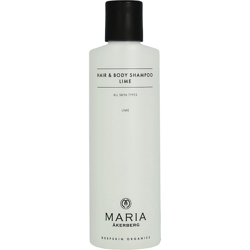 Maria Åkerberg Hair & Body Shampoo Lime