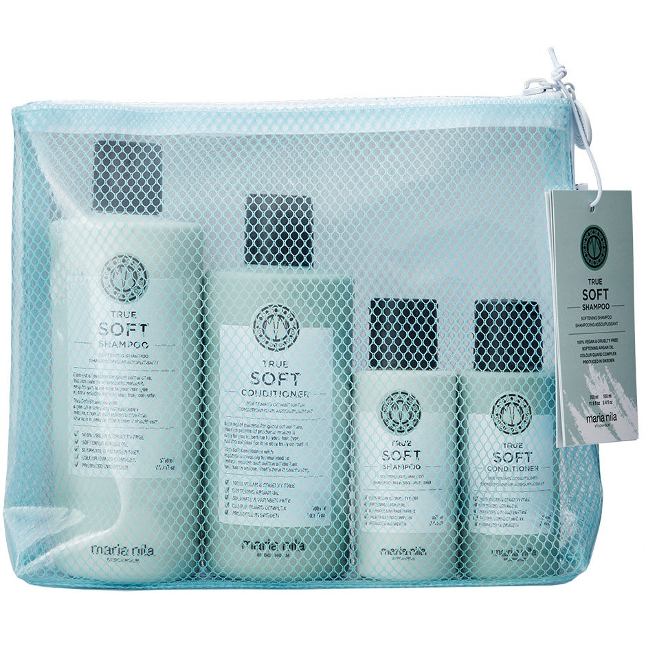 True Soft Beauty Bag ,  Maria Nila Paket