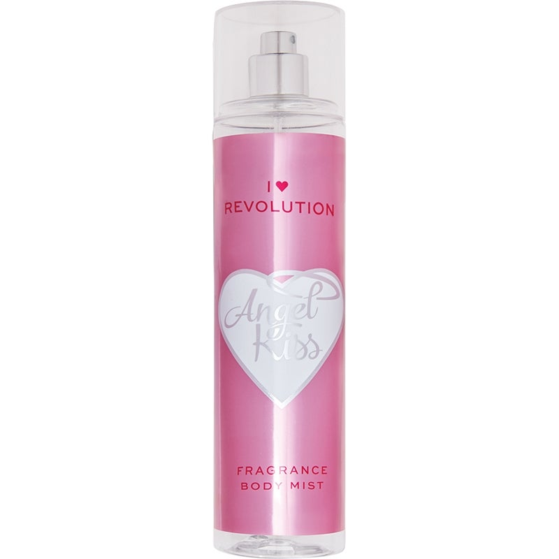 Makeup Revolution I Heart Revolution Angel Kiss Body Mist