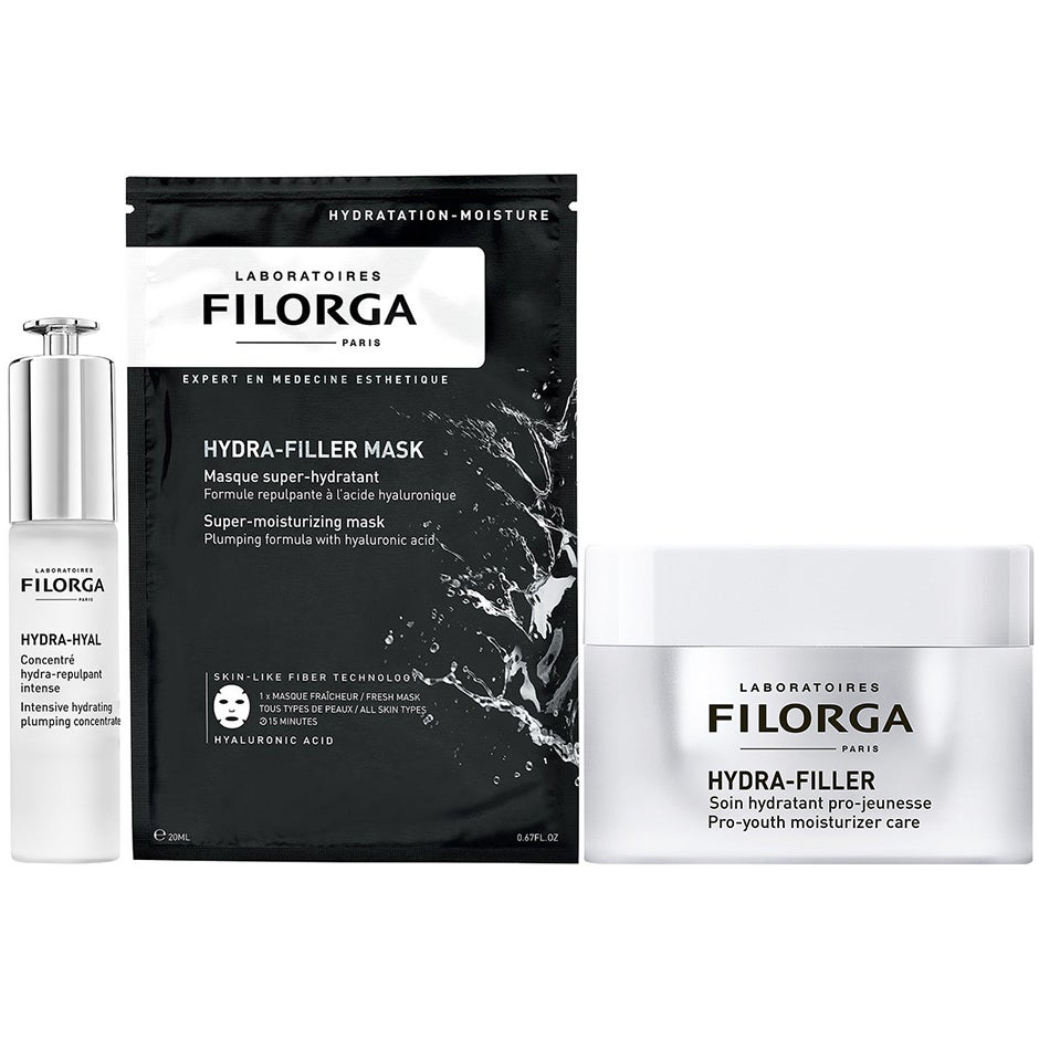 Hydra Filler Routine,  Filorga Hudvård
