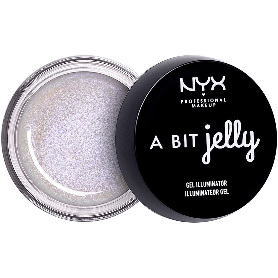 A Bit Jelly Gel Illuminator,  NYX Professional Makeup Highlighter