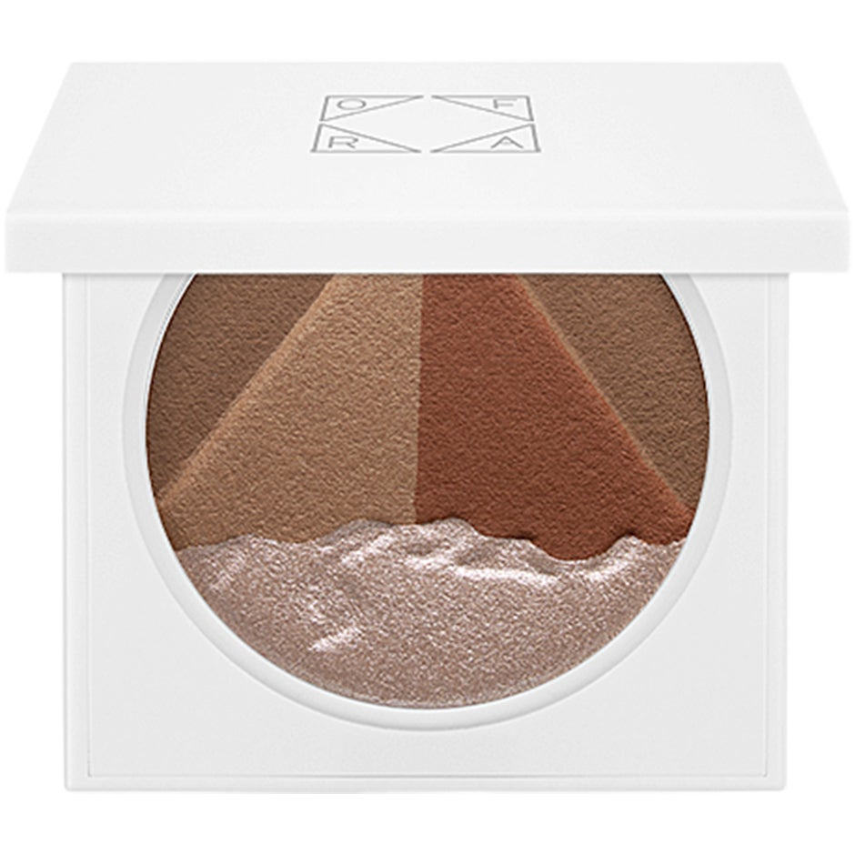 OFRA Cosmetics 3D Pyramid - Egyptian Clay Bronzer, 10 g OFRA Cosmetics Bronzer