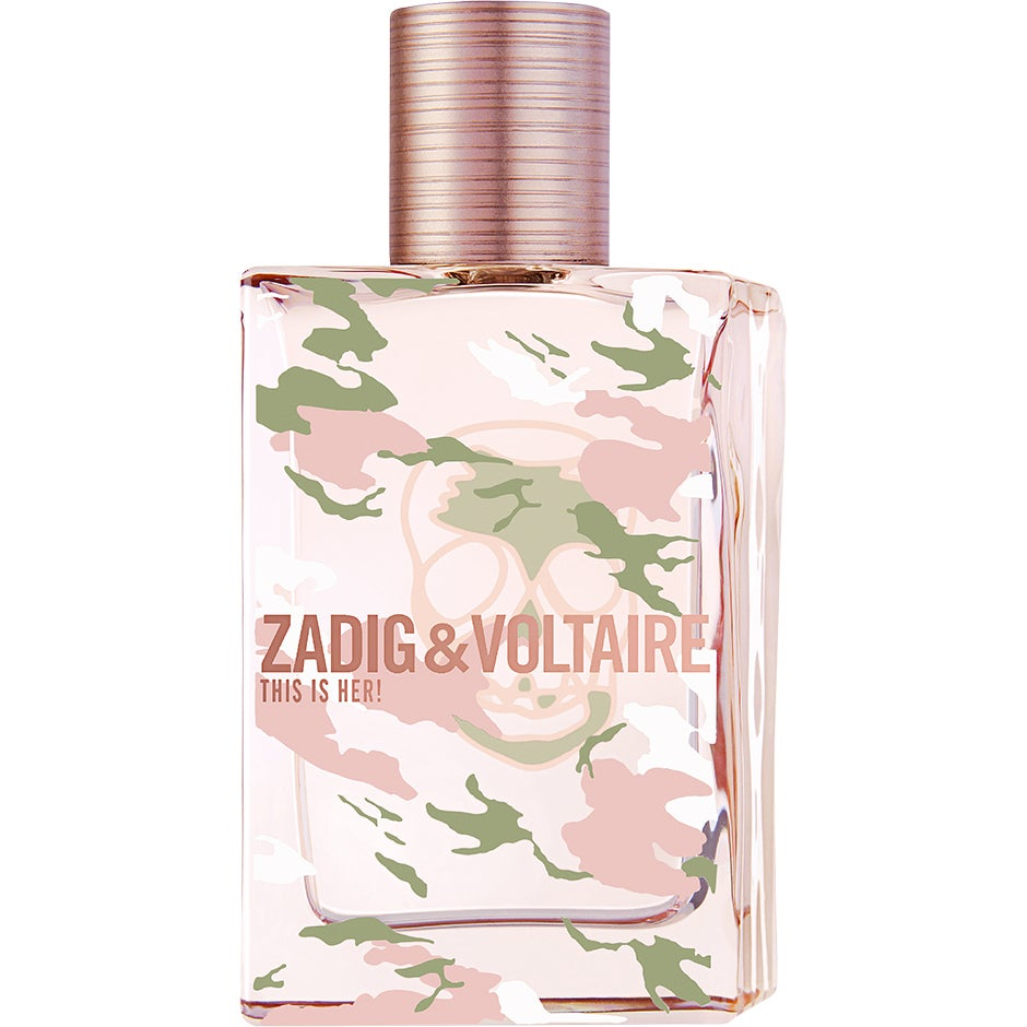 ZADIG & VOLTAIRE This is Her No Rules , 50 ml Zadig & Voltaire Parfym thumbnail