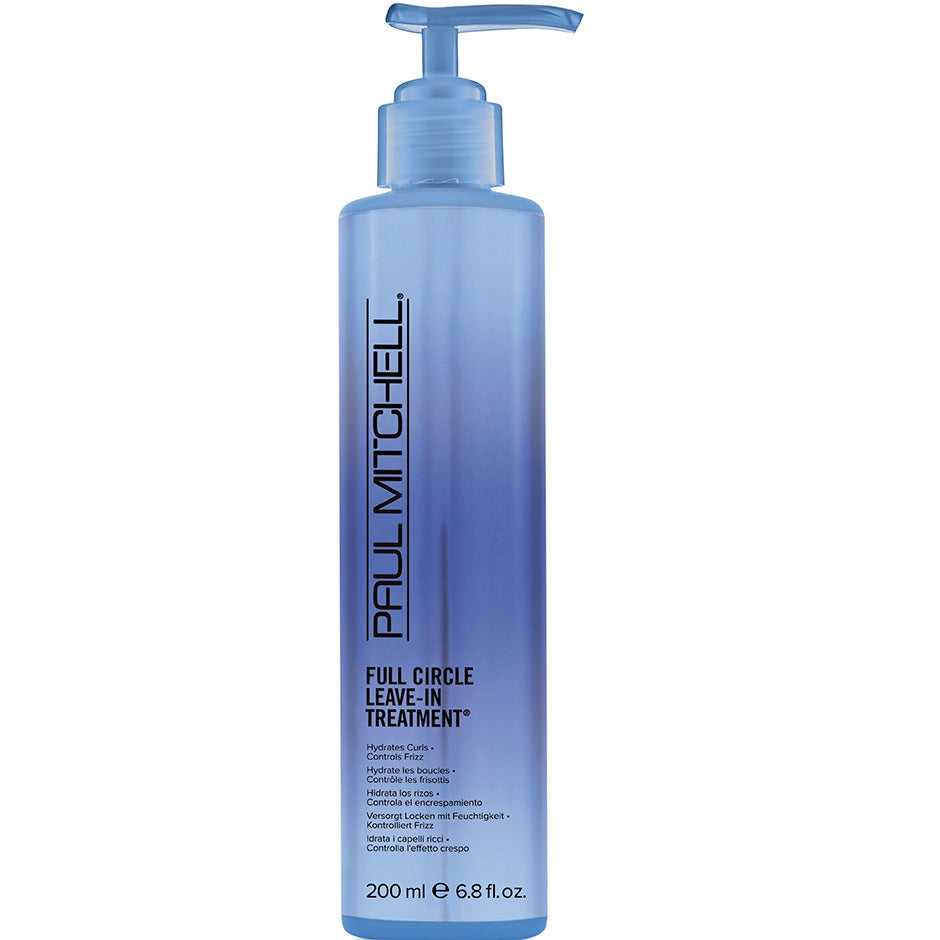Paul Mitchell Curls Full Circle Leave-In Treatment, 200 ml Paul Mitchell Leave-In Conditioner