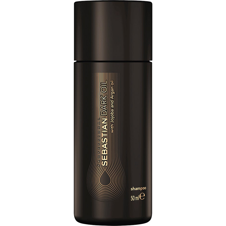 Dark Oil Lightweight Shampoo, 50 ml Sebastian Shampoo