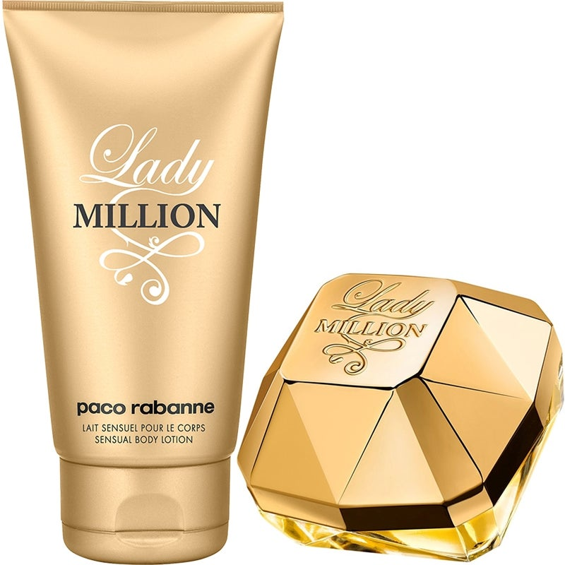 Paco Rabanne Lady Million Duo