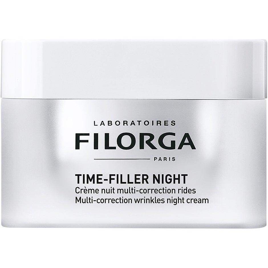 Köp Filorga Laboratoires Paris Time-Filler Night Cream,  50 ml Filorga Nattkräm fraktfritt