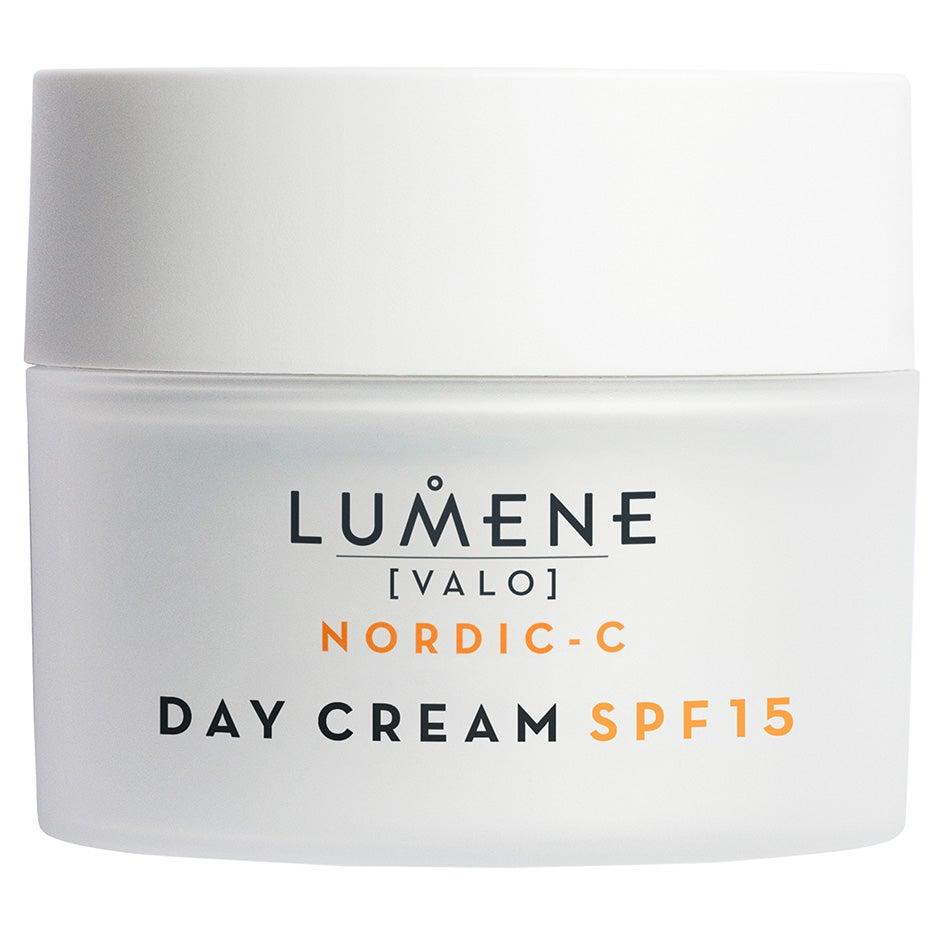 Köp Lumene VALO Vitamin C Day Cream SPF15,  50ml Lumene Dagkräm fraktfritt