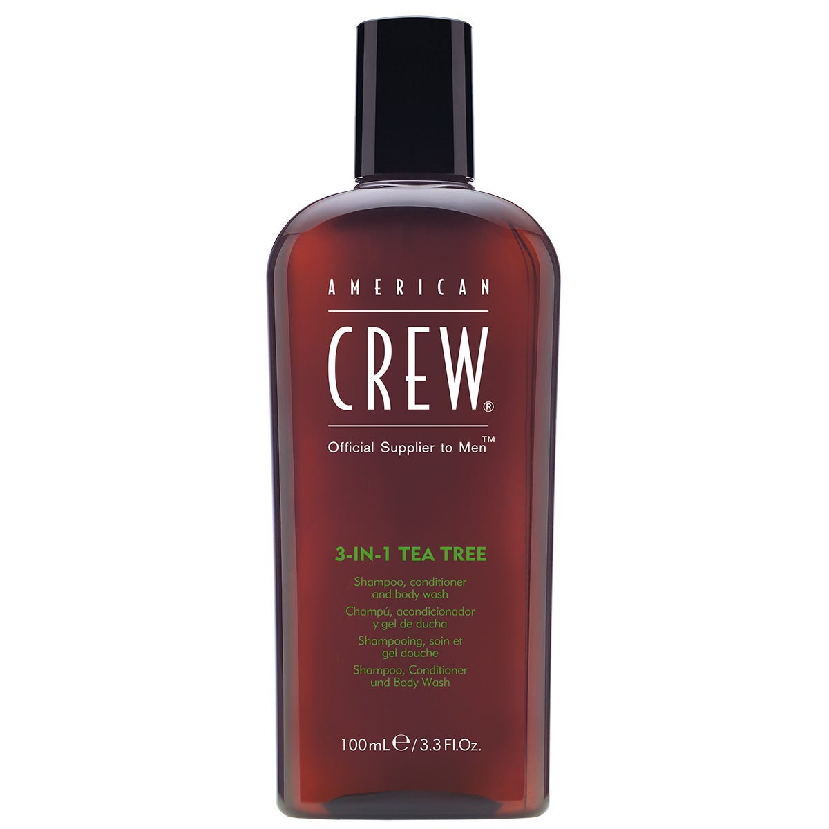 American Crew 3-in-1 Tea Tree, 450 ml American Crew Shampoo