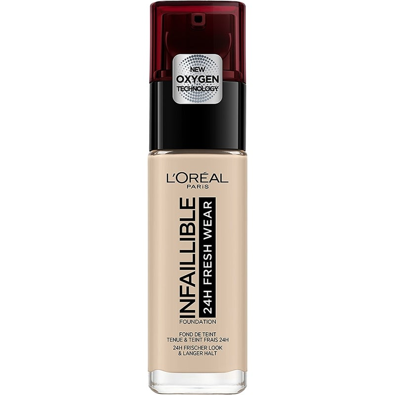 L'Oréal Paris Infallible 24h Stay Fresh Foundation