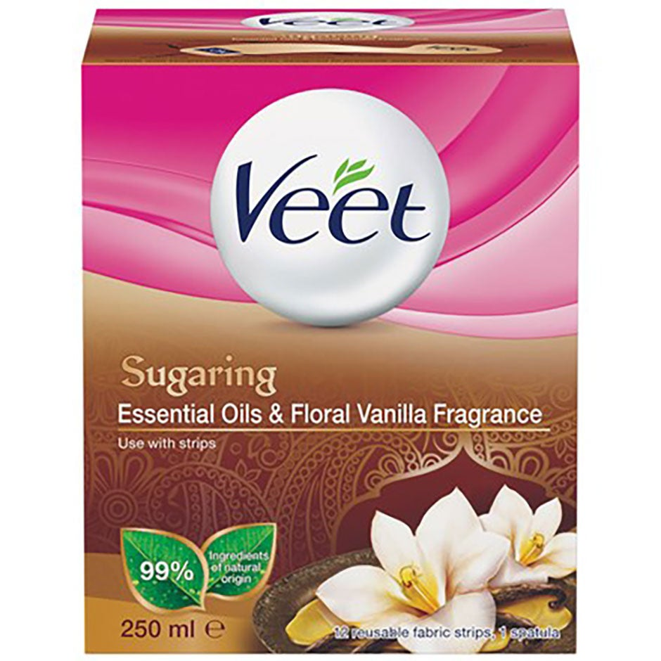 Veet Warm Wax, 250 ml Veet Hårborttagningsvax & Brazilian wax