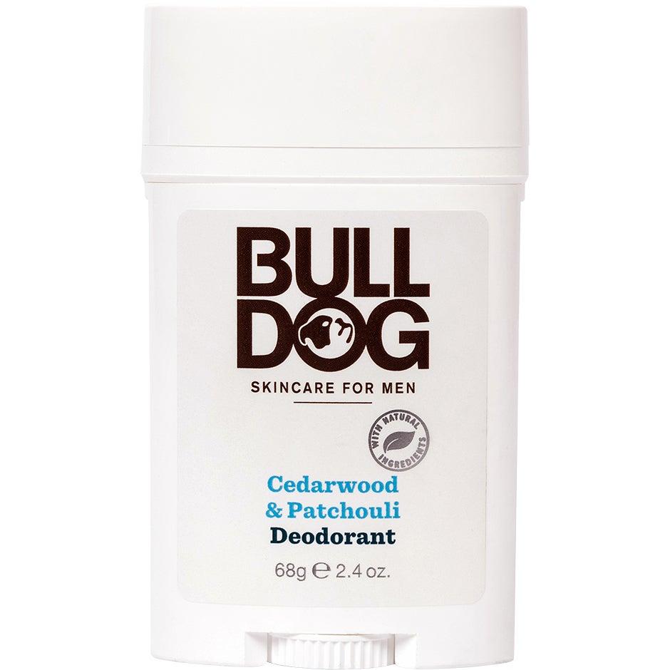 Bulldog Cedarwood & Patchouli Deodorant Stick, 68 g Bulldog Deodorant