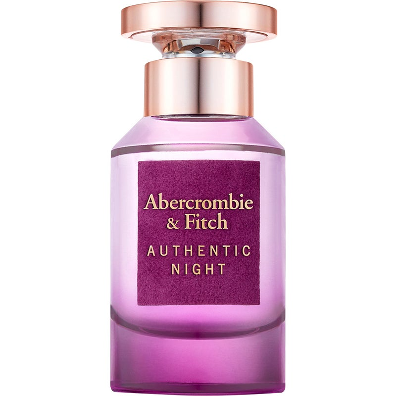 Abercrombie & Fitch Authentic Night Women