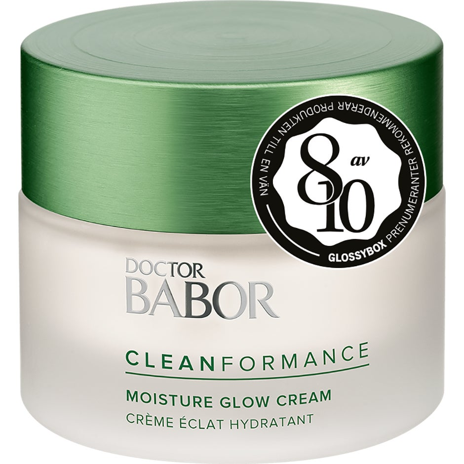 Cleanformance Moisture Glow Day Cream, 50 ml Babor Dagkräm