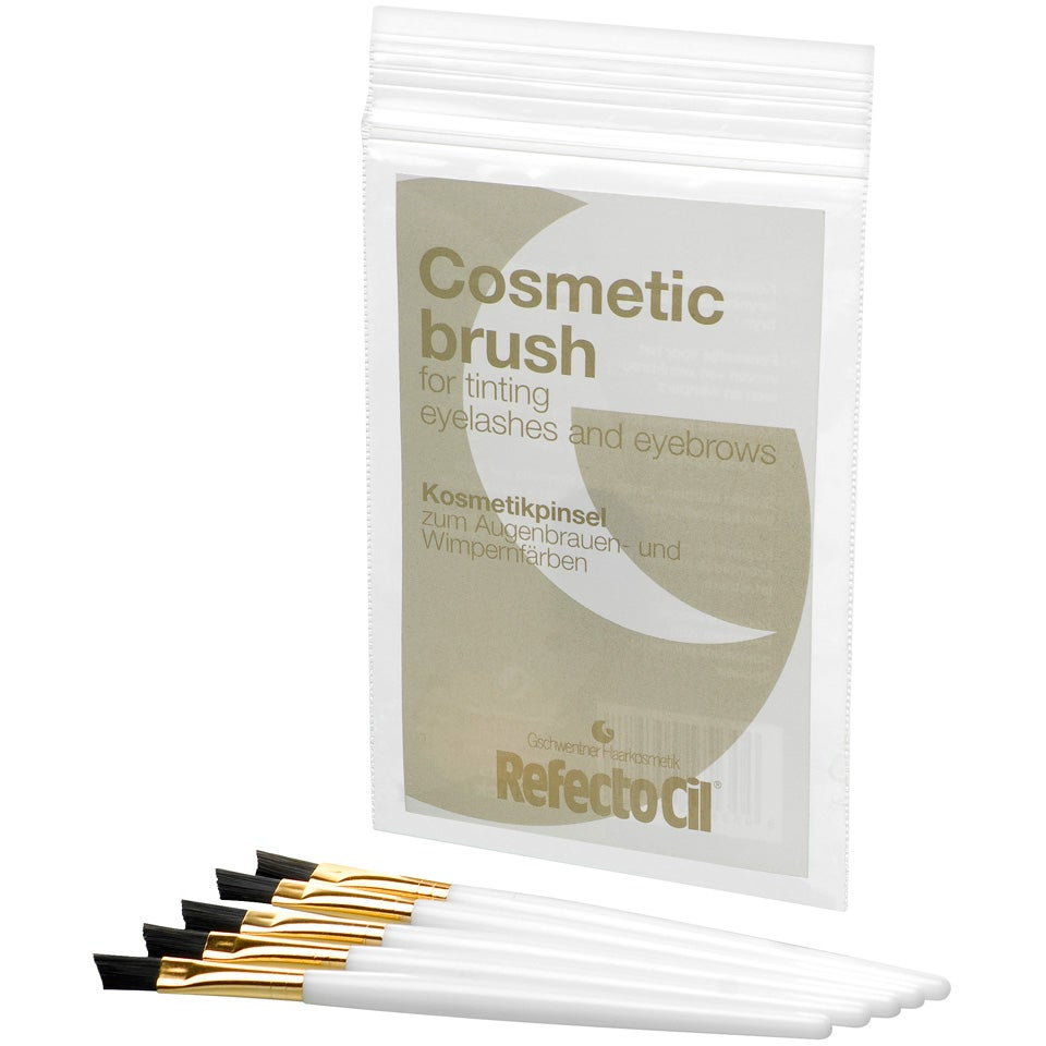 RefectoCil Cosmetic brush for tinting Eyelashes & Eyebrows, Hard, Hard RefectoCil Ögonbrynsfärg & Trimmers