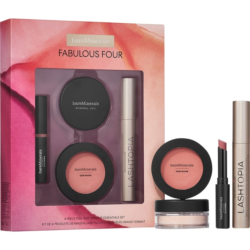 bareMinerals Fabulous Four