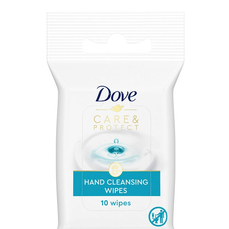 Dove Care & Protect Wipes