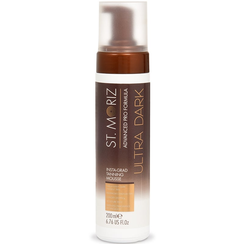 InstaGrad Tanning Mousse Ultra Dark