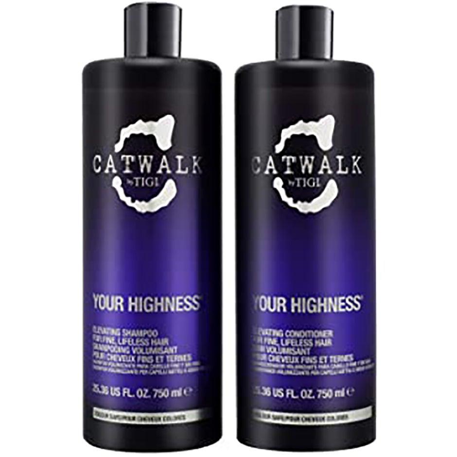 Your Highness Duo,  TIGI Catwalk Hårvård