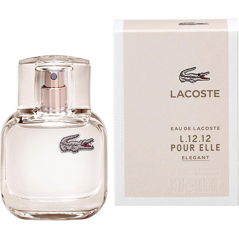 Lacoste L.12.12 Elle Elegant EdT, 30 ml Lacoste Parfym