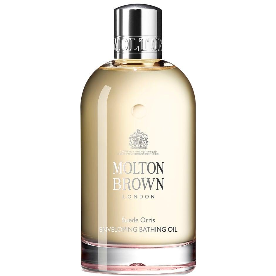 Suede Orris Enveloping Bathing Oil, 200 ml Molton Brown Duschcreme