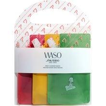 Shiseido WASO Reset Cleansing Squad