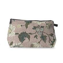 Ceannis Cosmetic Large Flower Linen