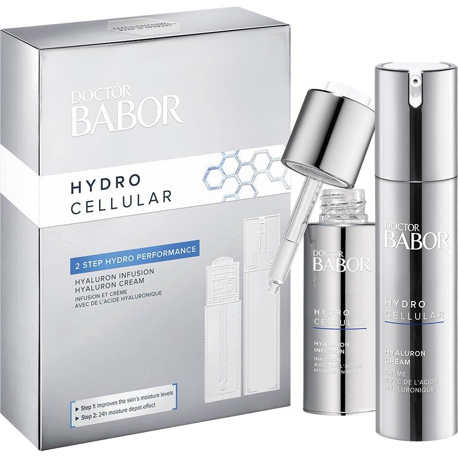 Babor Hydro Cellular Hydro Set, 80 ml Babor Ansikte