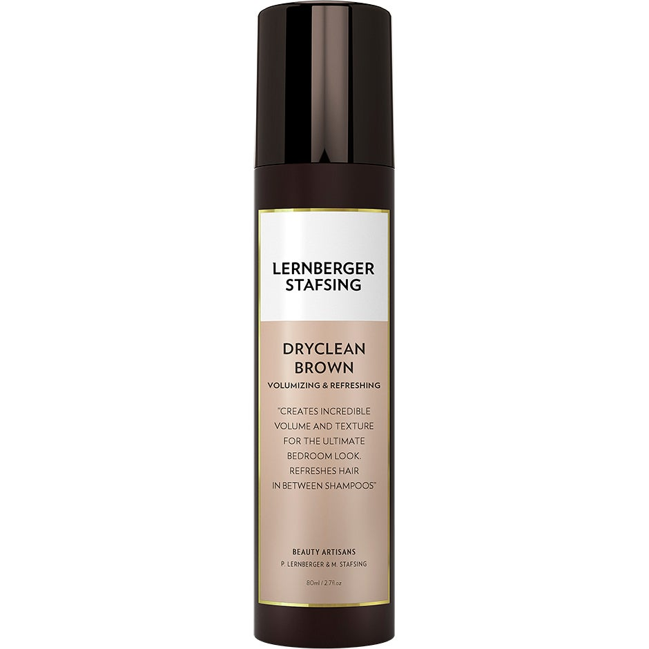 Dryclean Dry Shampoo (Brown), Lernberger Stafsing Torrschampo