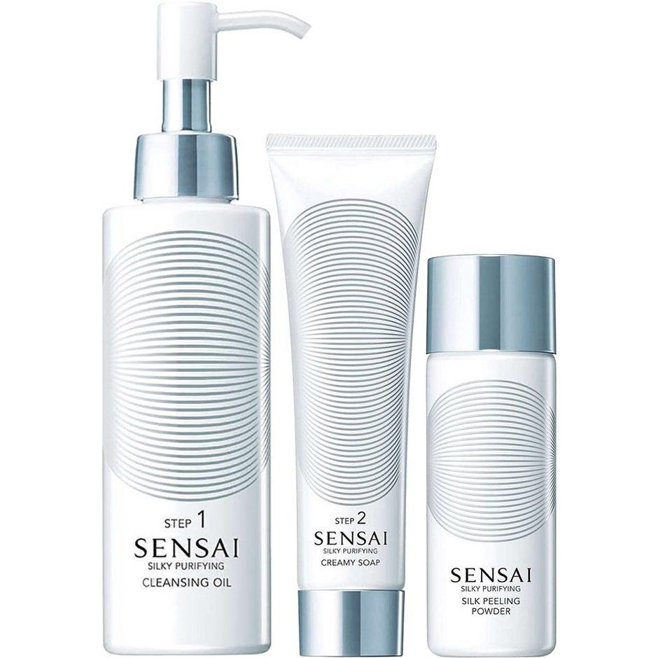 Silky Purifying Cleansing & Peeling,  Sensai Hudvård