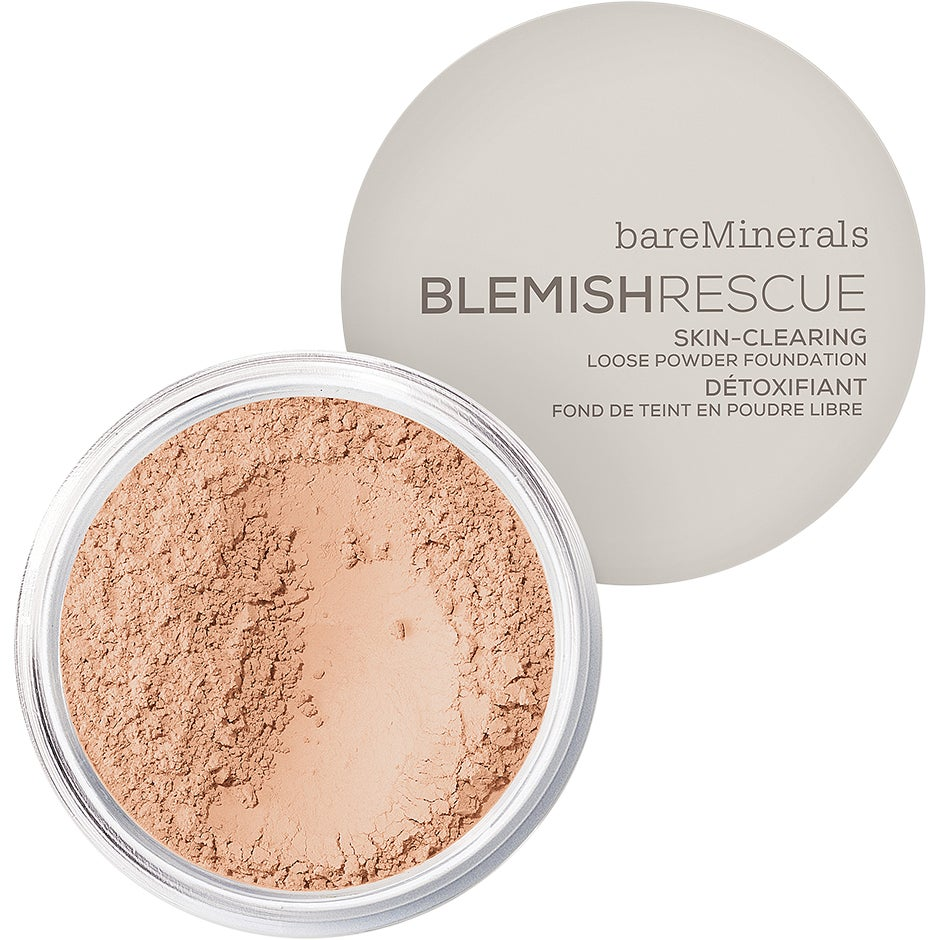 bareMinerals Blemish Rescue Skin-Clearing Loose Powder Foundation, 8 g bareMinerals Foundation
