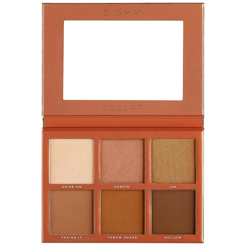 Sigma Beauty Sculpt Highlight and Contour Palette