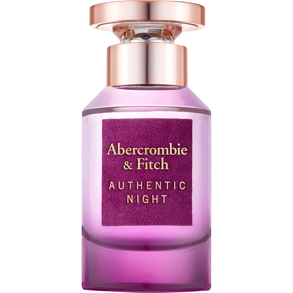 Authentic Night Women, 50 ml Abercrombie & Fitch Parfym