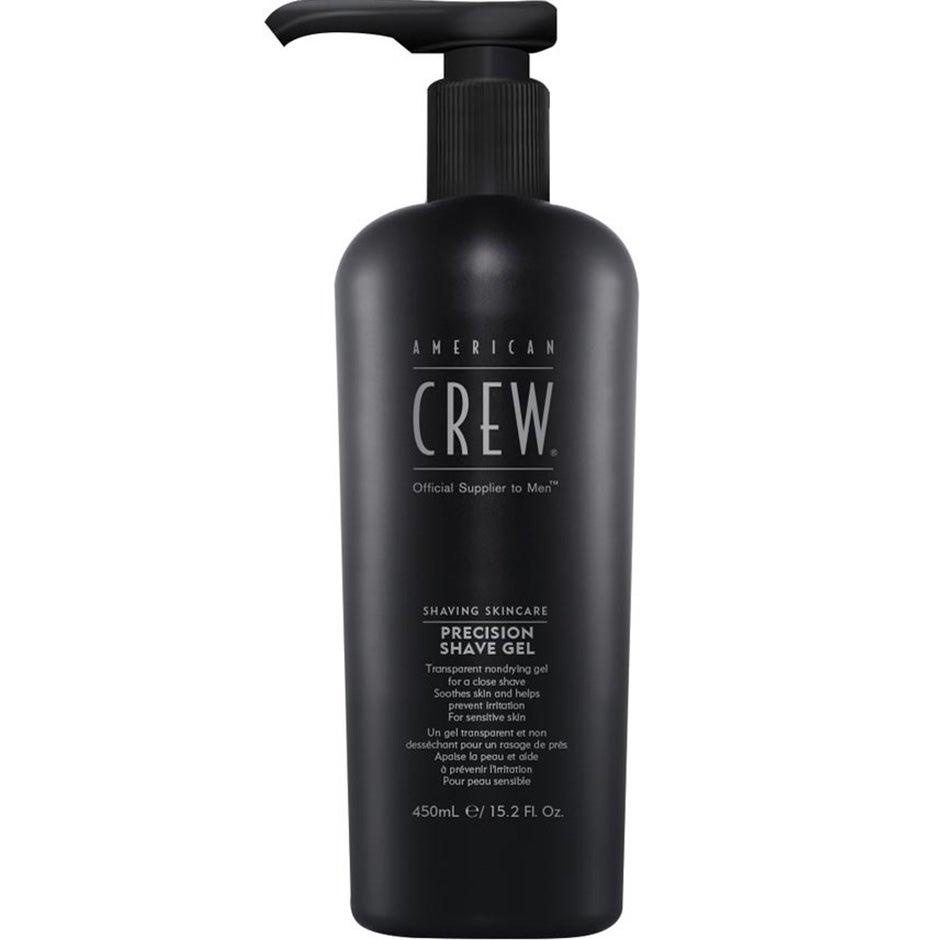 American Crew Shaving Skincare Precision Shave Gel, 450 ml American Crew Rakgel