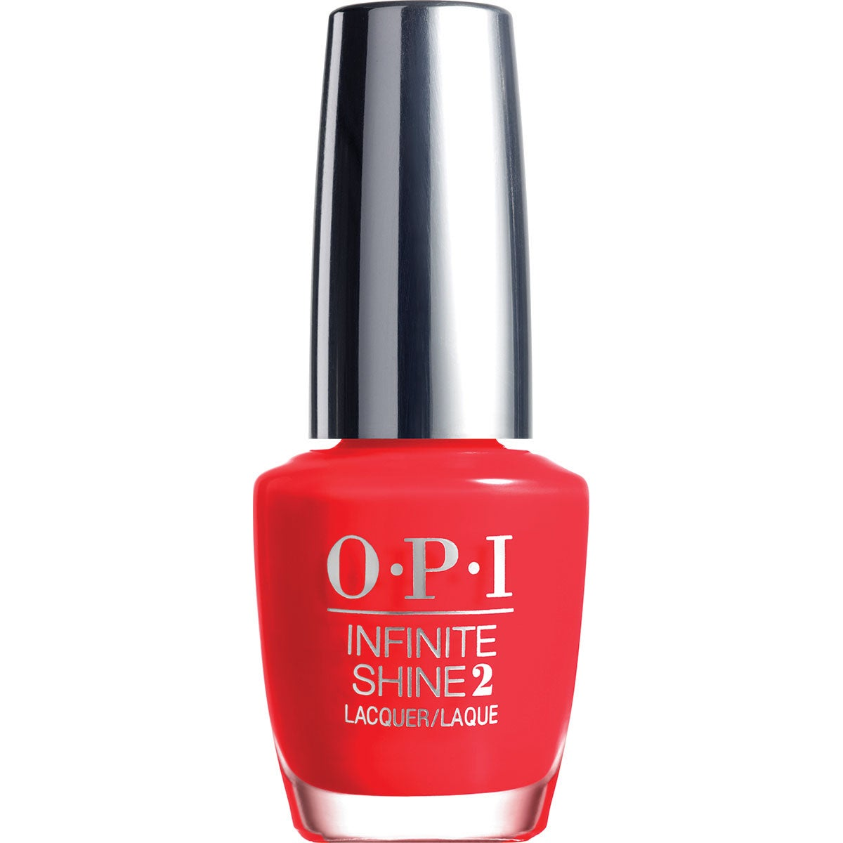 Köp Infinite Shine, Unrepentantly Red 15 ml OPI Nagellack fraktfritt
