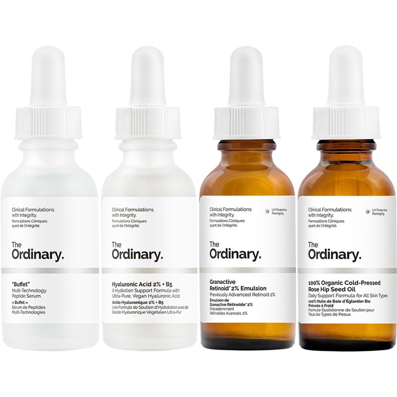 The Ordinary. First Signs Of Aging