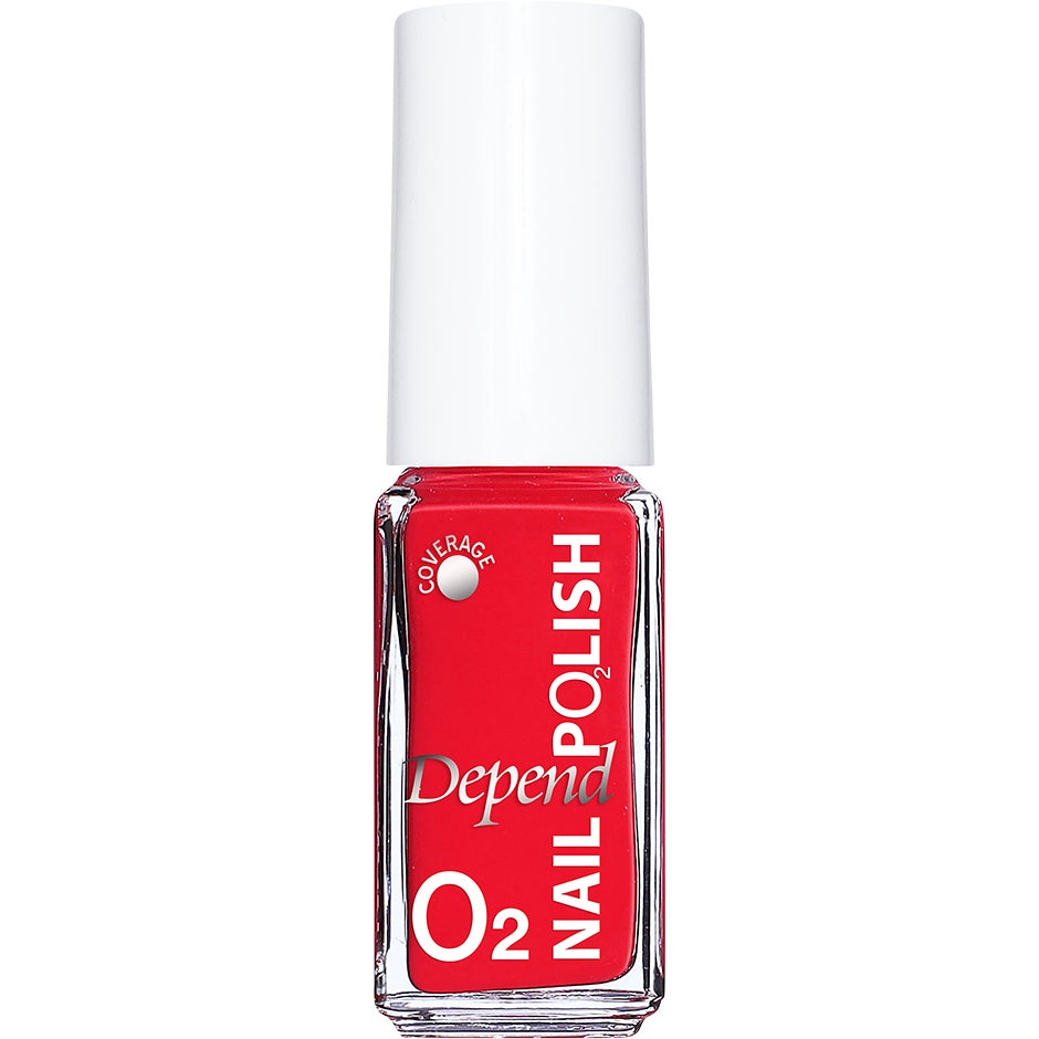 O2 Nail Polish, 5 ml Depend Nagellack