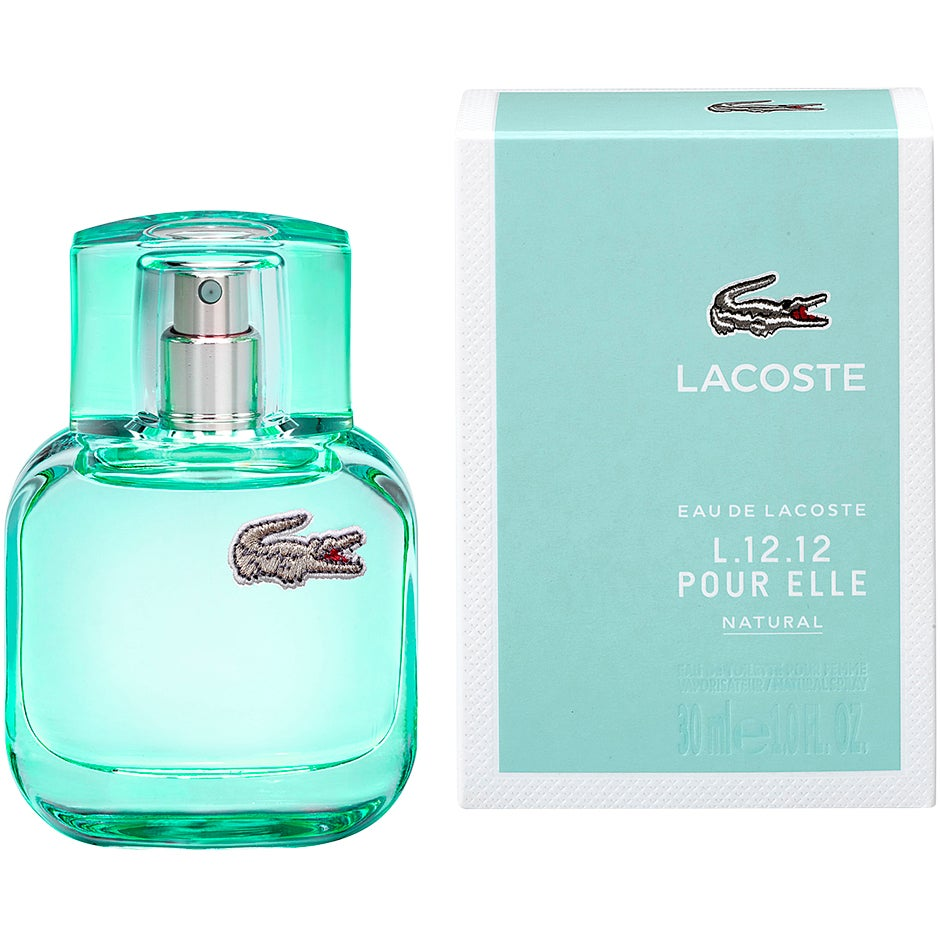 Lacoste L.12.12 Elle Natural EdT, 30ml Lacoste Parfym