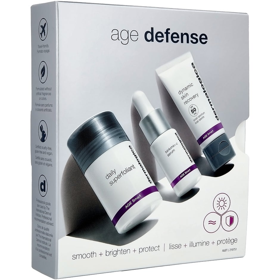 Age Defense Kit,  Dermalogica Ansikte