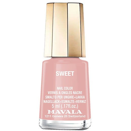 Nail Color, 397 Sweet, 5 ml Mavala Nagellack