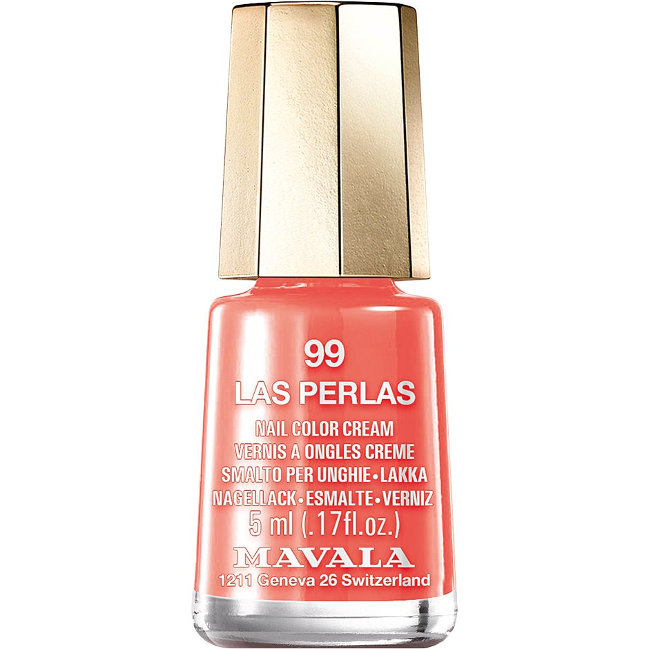 Nail Color, 5 ml Mavala Nagellack