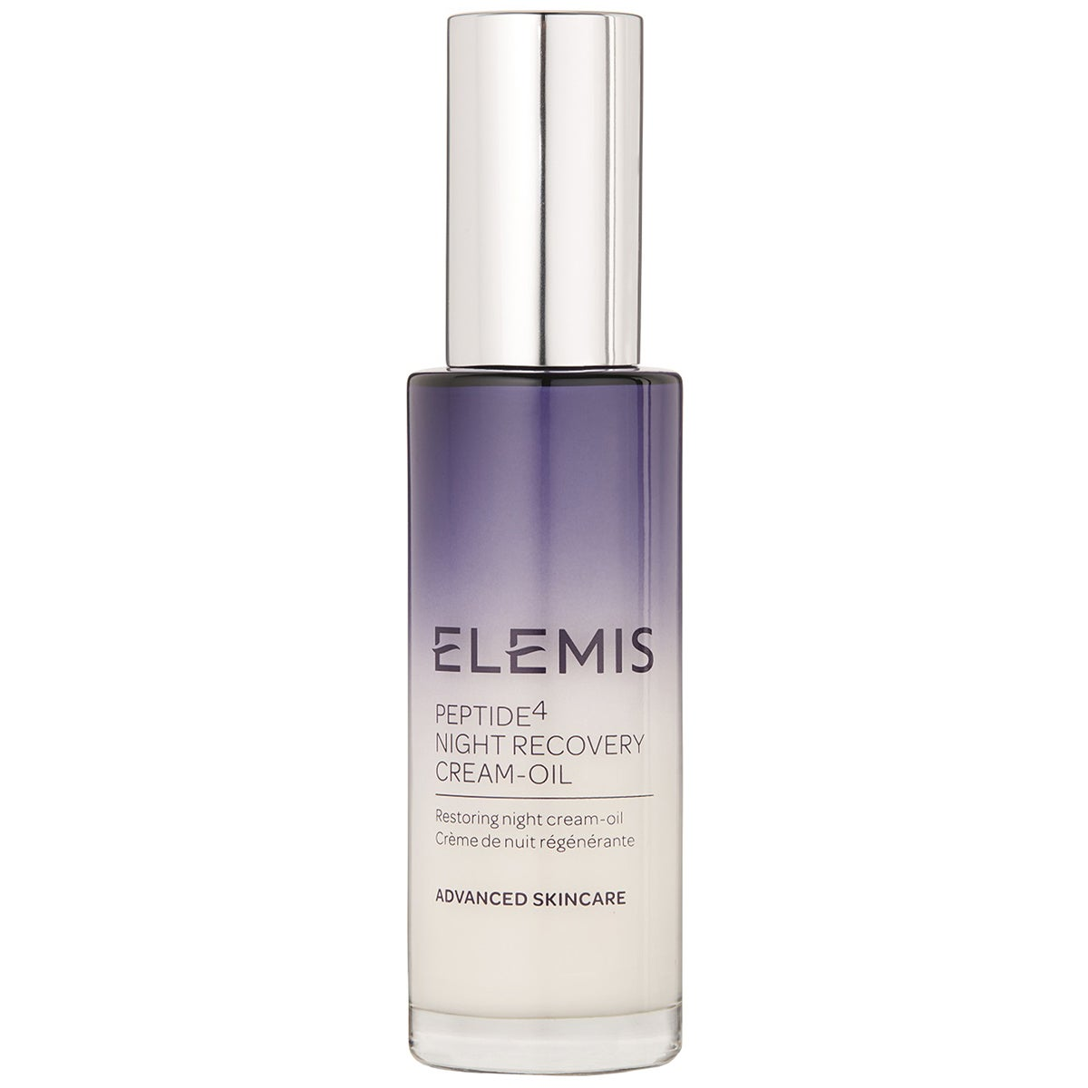 Peptide4 Night Recovery Cream-Oil, 30 ml Elemis Nattkräm
