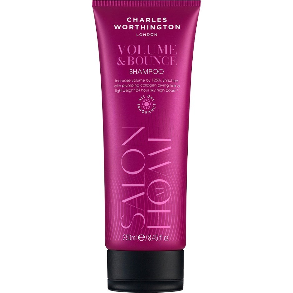 Volume & Bounce Shampoo, 250 ml Charles Worthington Shampoo
