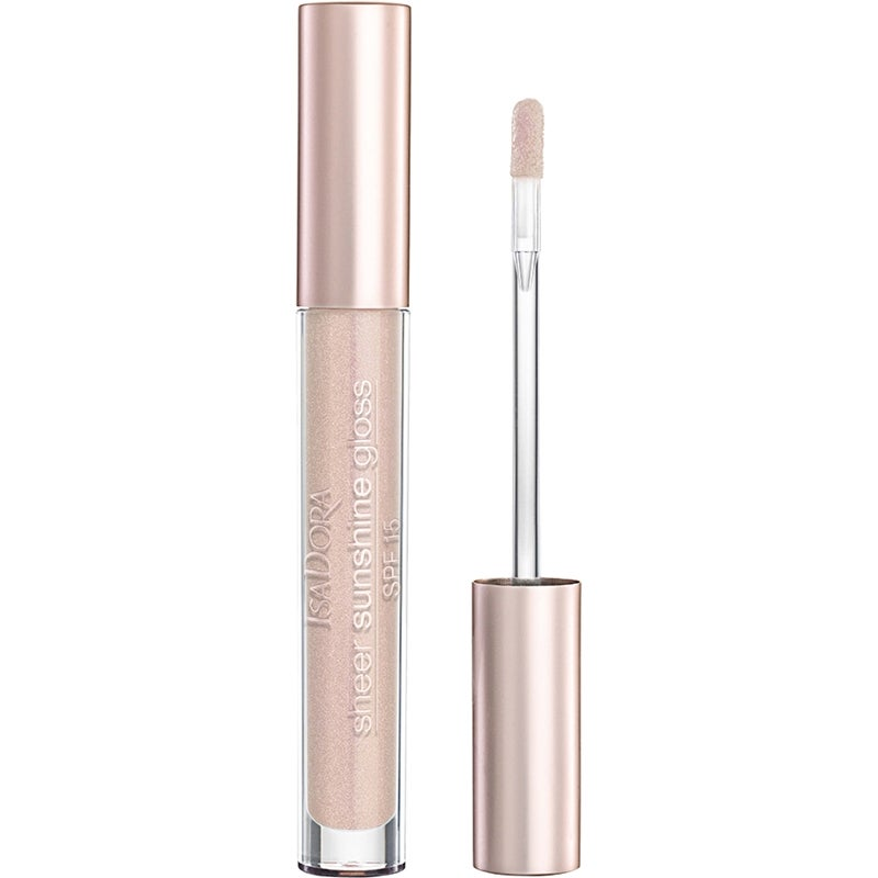 IsaDora Sheer Sunshine Gloss SPF15