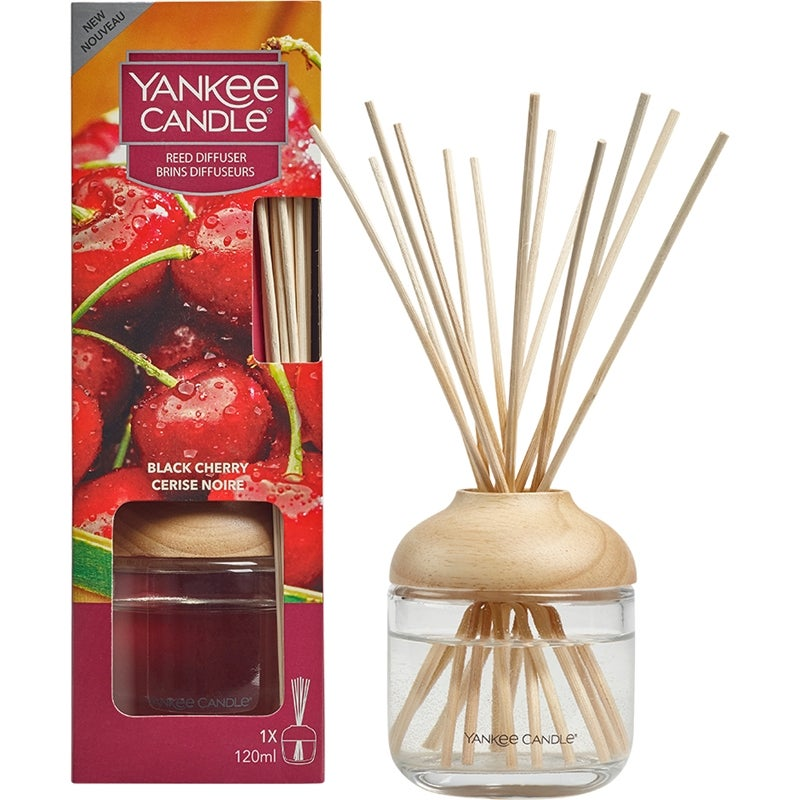 Yankee Candle Reed Diffuser - Black Cherry