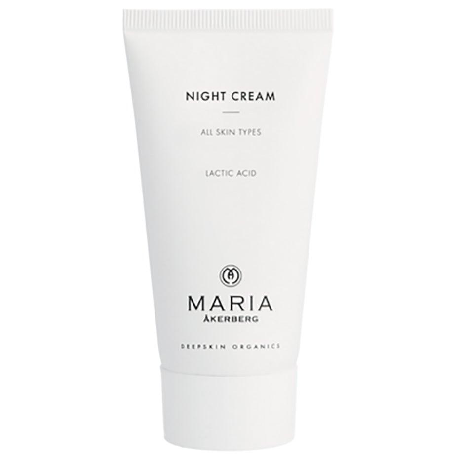 Köp Night Cream, 50ml Maria Åkerberg Nattkräm fraktfritt