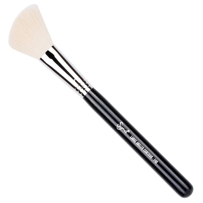Large Angled Contour Brush - F40