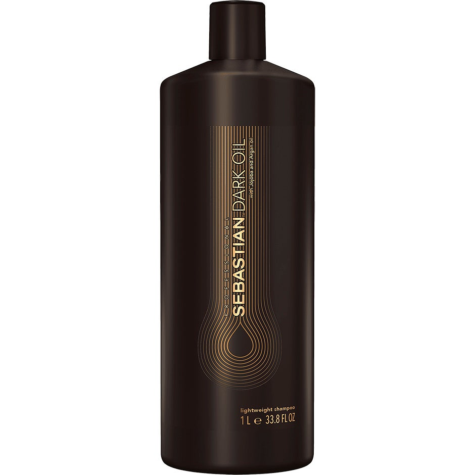 Dark Oil Lightweight Shampoo, 1000 ml Sebastian Shampoo